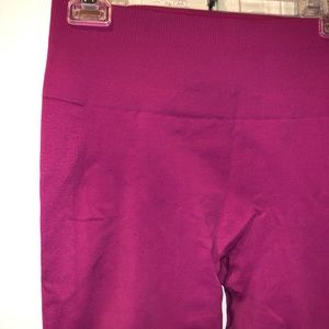 Lululemon capri 3/4 length leggings 10